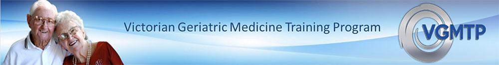 Victorian Geriatric Medicine Training Program